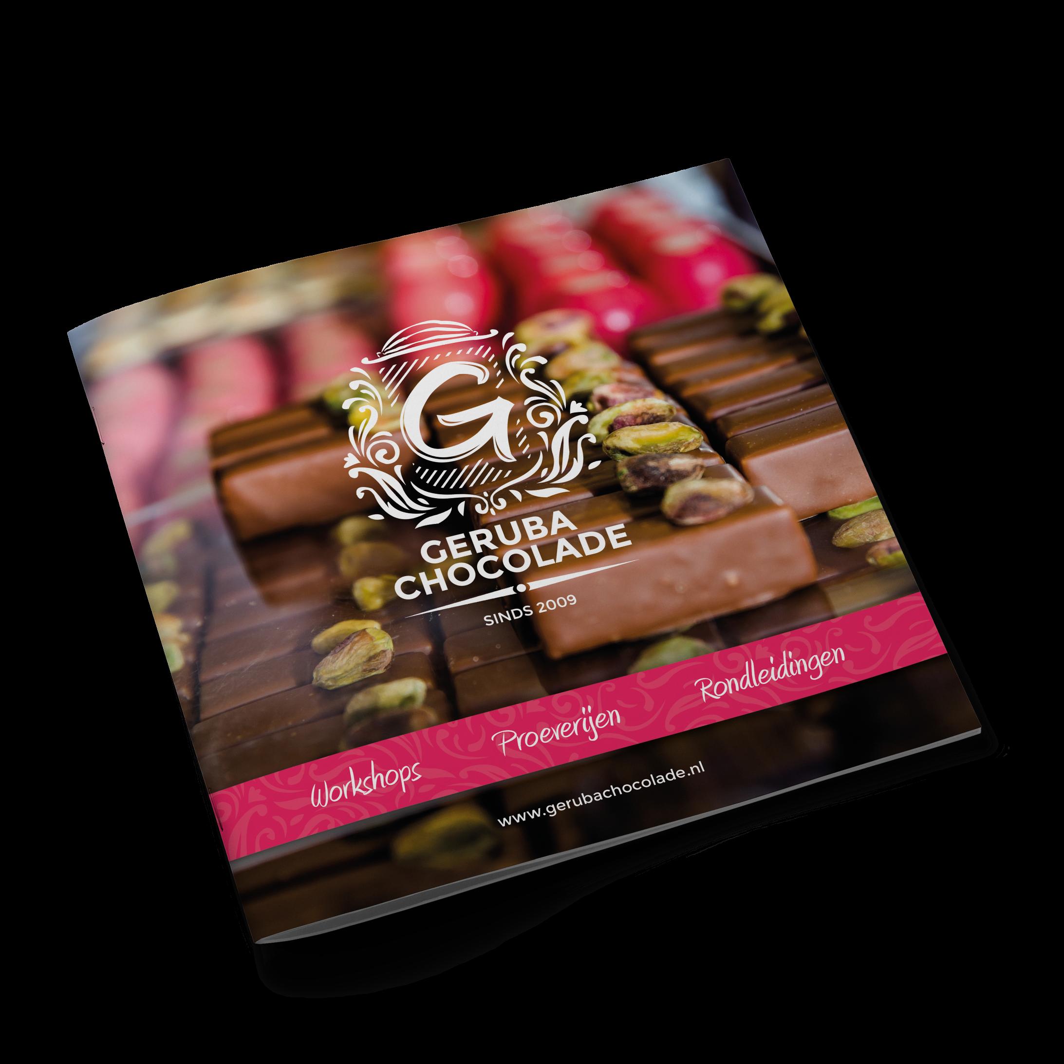 Workshops van Geruba Chocolade