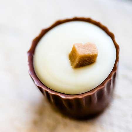Chocolade van Geruba Chocolade